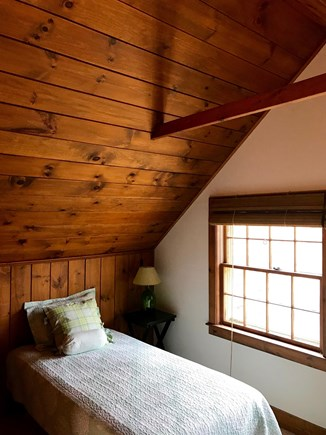 Brewster Cape Cod vacation rental - North bedroom upstairs.