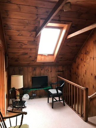 Brewster Cape Cod vacation rental - Upstairs play area.