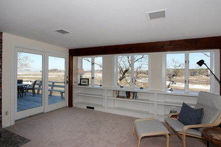 Eastham Cape Cod vacation rental - Open concept living room area