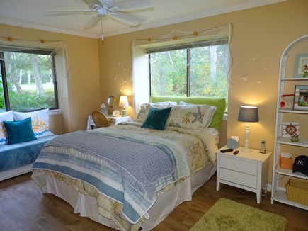 Brewster, Ocean Edge Resort  Cape Cod vacation rental - Spacious Queen bed master with private bath