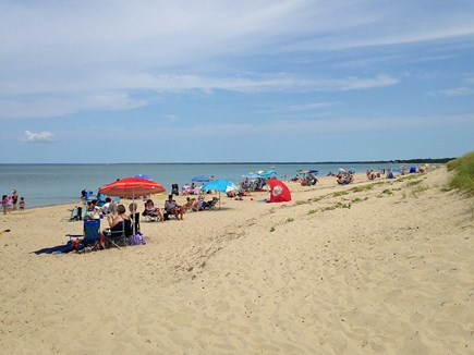Brewster, Ocean Edge Resort  Cape Cod vacation rental - Drive, bike or take Ocean Edge shuttle 1.5 miles to Crosby beach