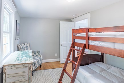 West Yarmouth Cape Cod vacation rental - Third bedroom with bunk beds