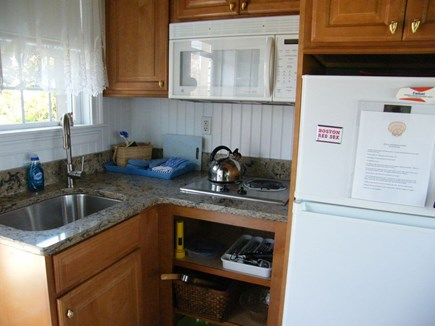 West Yarmouth Cape Cod vacation rental - Fully equipped kitchen.