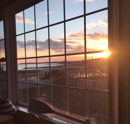 West Yarmouth Cape Cod vacation rental - Incredible view.
