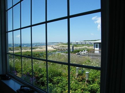 West Yarmouth Cape Cod vacation rental - Beautiful ocean view from the Great Room.