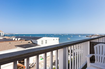 Provincetown Cape Cod vacation rental - Enjoy water views from your private balcony