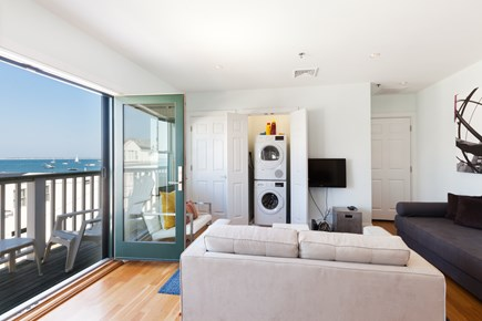 Provincetown Cape Cod vacation rental - In unit washer/dryer, central A/C and heat - Ptown luxury!