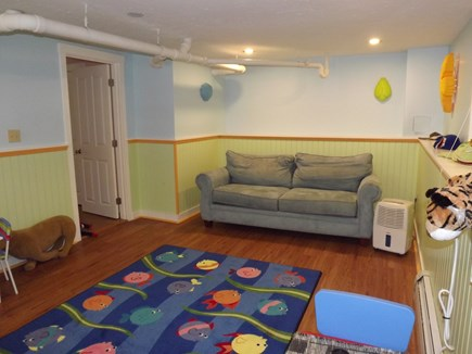 Chatham Cape Cod vacation rental - Bonus Play Room with Queen Sleeper Sofa