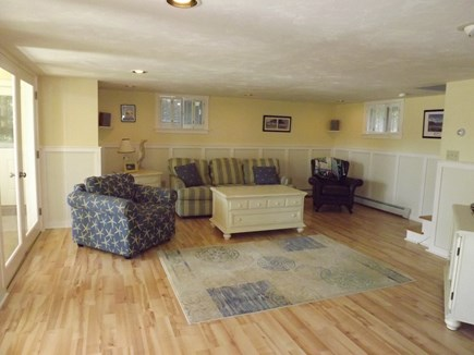 Chatham Cape Cod vacation rental - TV Room Off Great Room