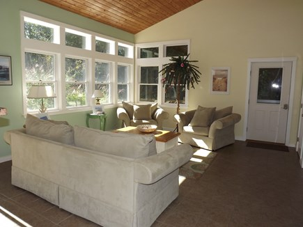 Chatham Cape Cod vacation rental - Living Area of Great Room