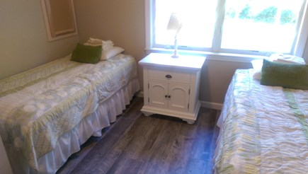 Falmouth Cape Cod vacation rental - Bedroom 3 with twin beds