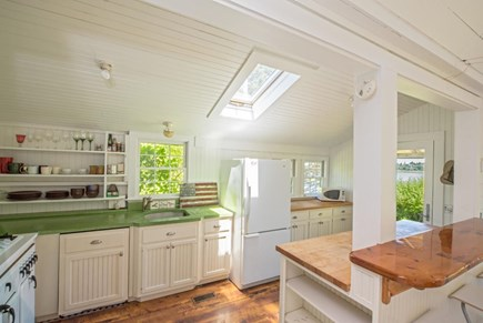 Eastham Cape Cod vacation rental - Retro kitchen