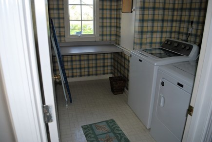 West Dennis Cape Cod vacation rental - Laundry room