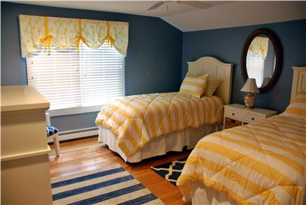 West Dennis Cape Cod vacation rental - Twin beds in the 2nd bedroom