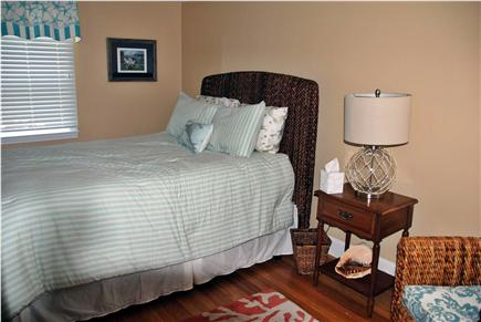West Dennis Cape Cod vacation rental - Queen bed in the 3rd bedroom