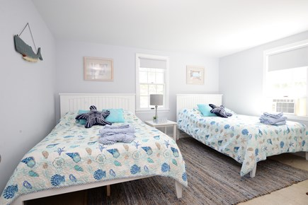 Eastham Cape Cod vacation rental - New double beds with freshly painted decorated room