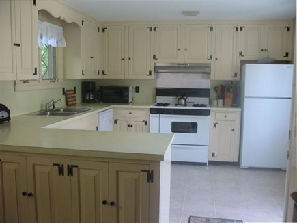 Near Hyannis Port Cape Cod vacation rental - Full kitchen