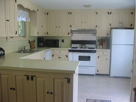 Near Hyannis Port Cape Cod vacation rental - Full kitchen