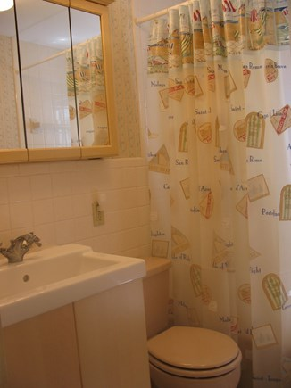 Near Hyannis Port Cape Cod vacation rental - Full bathroom