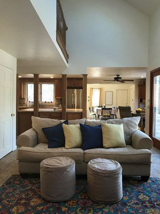 Wellfleet, Eastham Cape Cod vacation rental - Living room