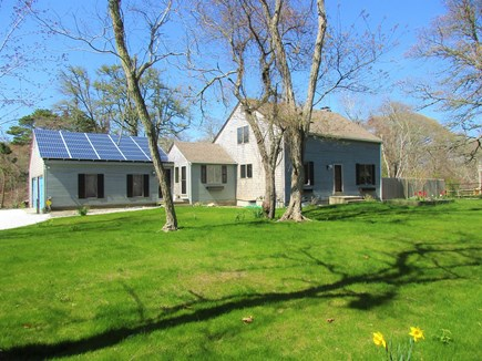 Wellfleet, Eastham Cape Cod vacation rental - Side Exterior