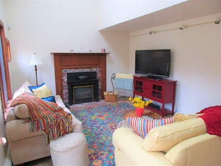 Wellfleet, Eastham Cape Cod vacation rental - Living area