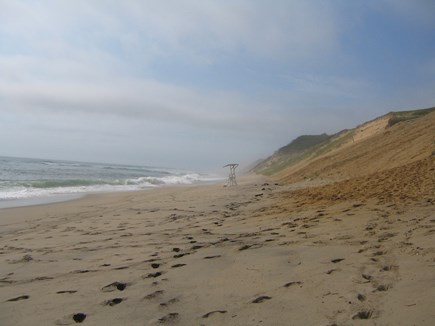 Wellfleet Cape Cod vacation rental - Our beach
