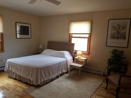 Wellfleet Cape Cod vacation rental - Master bedroom