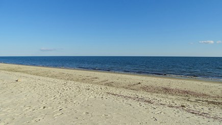 Harwich port Cape Cod vacation rental - Private neighborhood beach .3/10 mile from the house.