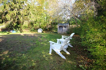 Dennis Cape Cod vacation rental - View of yard