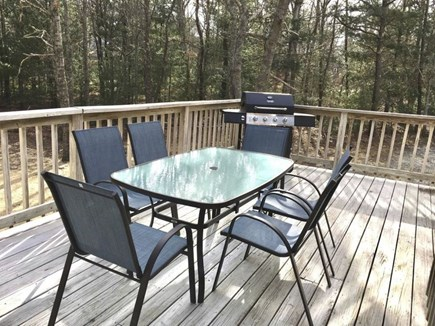 Cotuit Cotuit vacation rental - Spacious deck