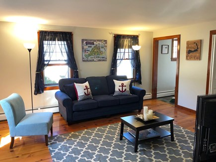 Cotuit Cotuit vacation rental - Spacious second living room with TV