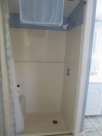 Wellfleet Cape Cod vacation rental - Large shower