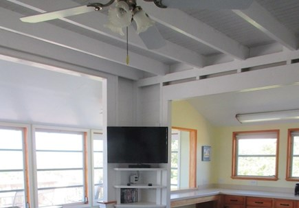 Wellfleet Cape Cod vacation rental - TV with DVD - No cable
