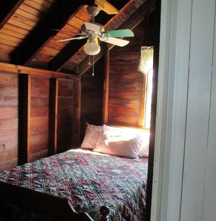 Wellfleet Cape Cod vacation rental - One of three upstairs bedrooms