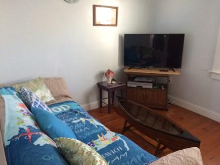 Wareham, Swift's Beach MA vacation rental - Quiet TV room on the first floor