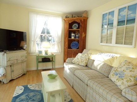 Chatham Cape Cod vacation rental - Living Area with TV