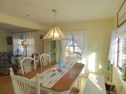 Chatham Cape Cod vacation rental - Dining for Six