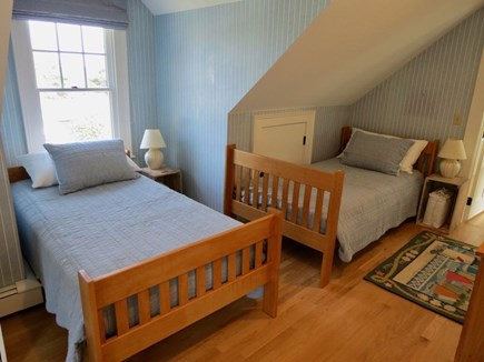 East Orleans Cape Cod vacation rental - 2nd floor twin bedroom