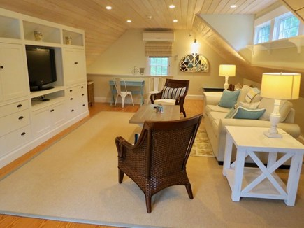 East Orleans Cape Cod vacation rental - Carriage House Entertainment Center