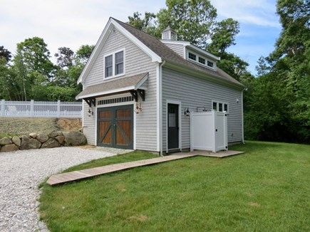 East Orleans Cape Cod vacation rental - CH, boardwalk and new hot/cold outdoor shower