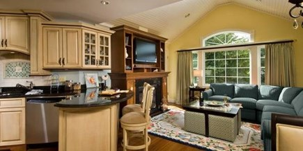 Hyannis Cape Cod vacation rental - Family Room - Pullout Queen Sofa