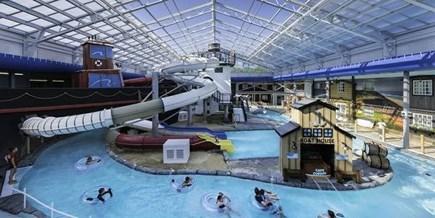 Hyannis Cape Cod vacation rental - Indoor Water Park