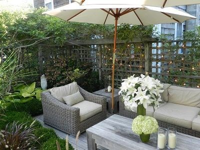 Provincetown Cape Cod vacation rental - Outdoor back deck