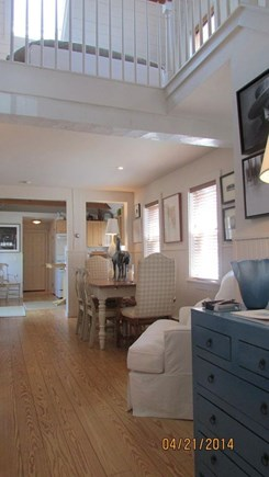 Provincetown Cape Cod vacation rental - Hallway