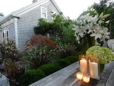 Provincetown Cape Cod vacation rental - Garden