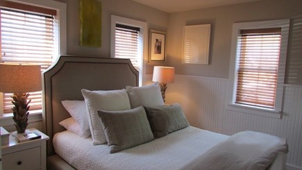 Provincetown Cape Cod vacation rental - Downstairs bedroom.