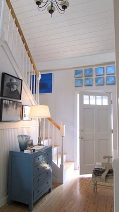 Provincetown Cape Cod vacation rental - Entrance and Hallway