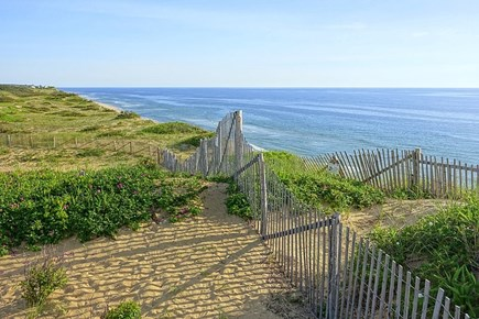 Wellfleet Cape Cod vacation rental - One of Wellfleet's beautiful ocean beaches