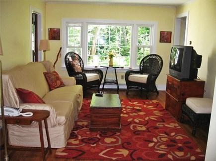 Wellfleet Cape Cod vacation rental - TV Room
